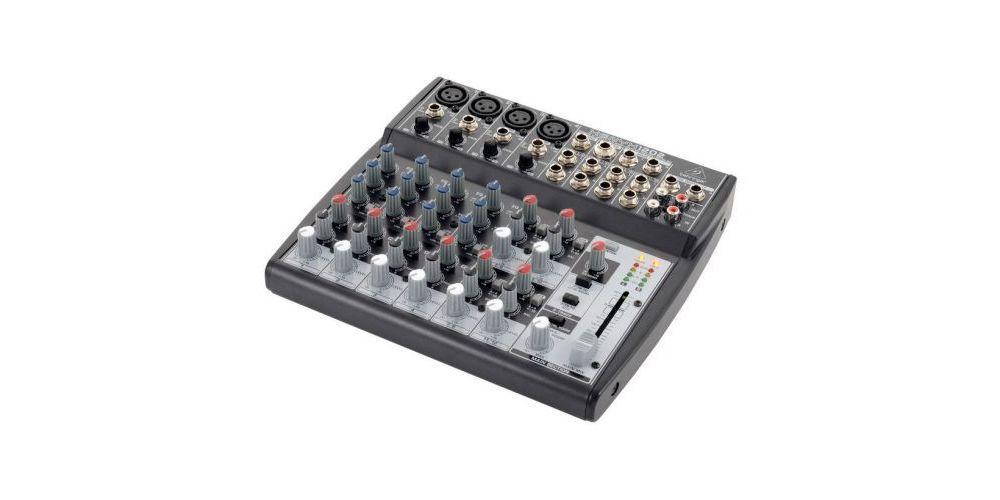 behringer 1202 mezcladora