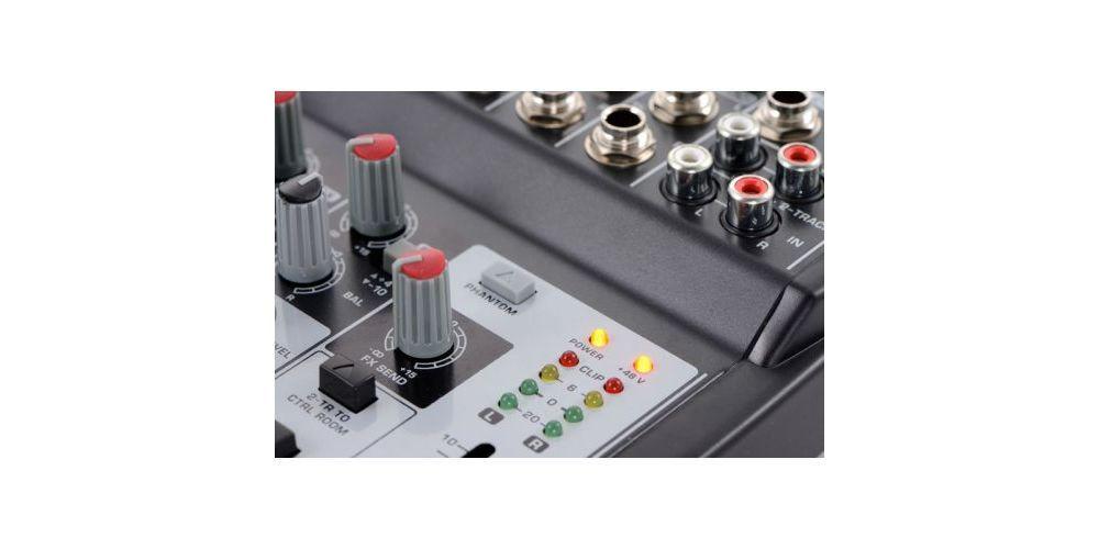 behringer 1202 xenyx controles