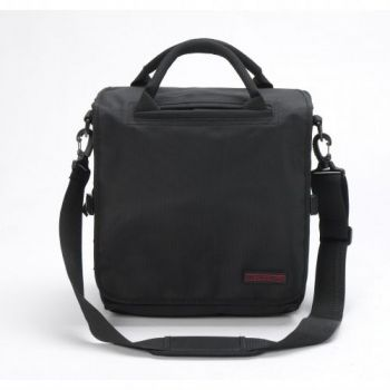 Magma LP Bag 40 II Black Red Maleta para Discos