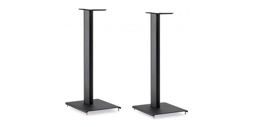 q acoustics q3000st black stand altavoces negro