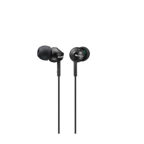 SONY MDR-EX110LPB Auricular Intraural Negro
