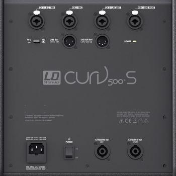 LD SYSTEMS CURV 500 ES