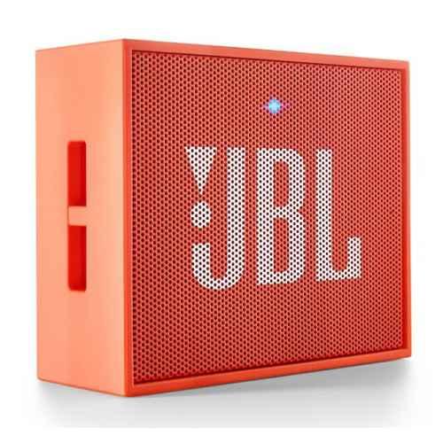 JBL GO Naranja Altavoz Bluetooth Con Bateria