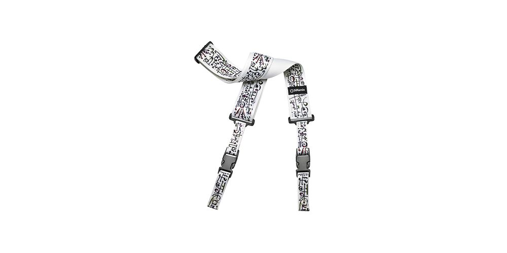 DiMarzio DD2242 Clip Lock Steve Vai Art Strap