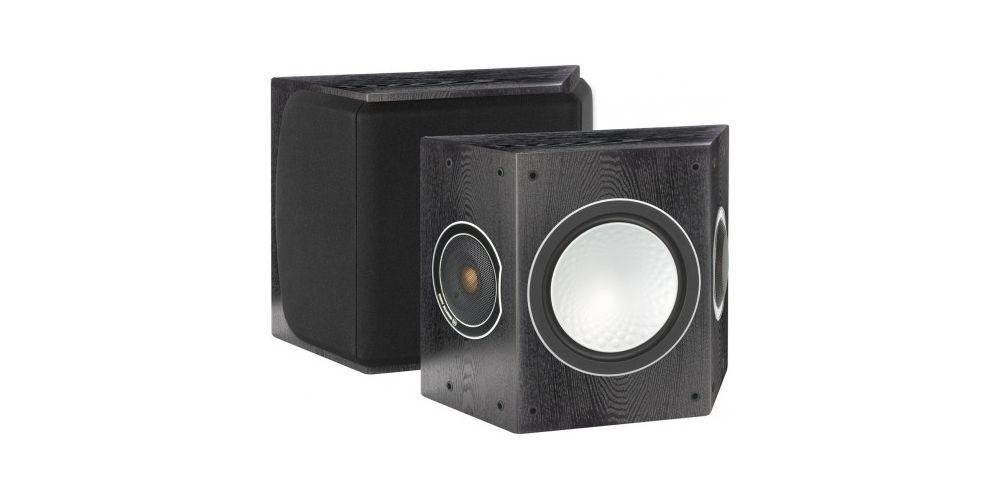 monitor audio silver fx black oak altavoz trasero