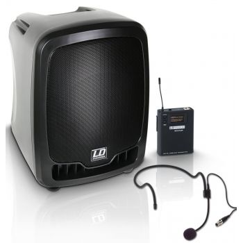 LD SYSTEMS ROADBUDDY 10 HS B5 Altavoz de PA portatil