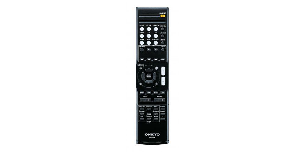 onkyo HT S3800 HT R395 mando distancia