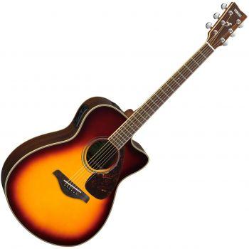 Yamaha FSX830C BS Guitarra Electro Acustica