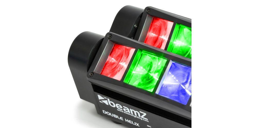 comprar efecto iluminacion BEAMZ MHL 820 DOUBLE HELIX