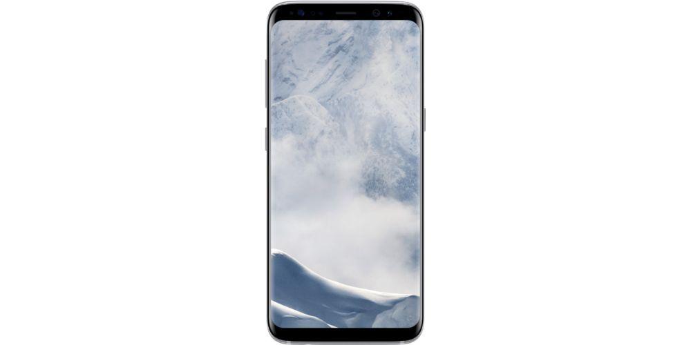 Comprar Samsung Galaxy S8 Plata Front