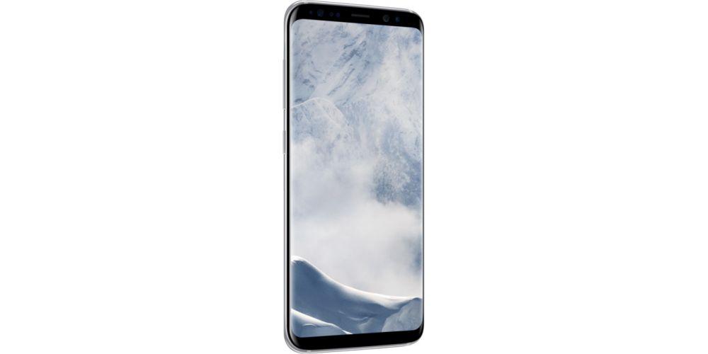 Oferta Samsung Galaxy S8 Plata Front