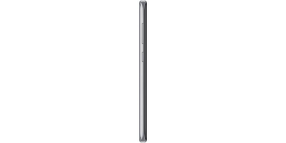 Oferta Samsung Galaxy S8 Plata Lateral