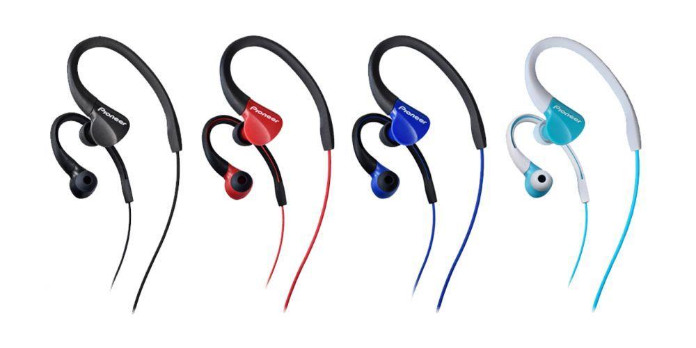 pioneer see3 black auricular sport