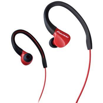 PIONEER SE-E3 Rojo Auricular deportes