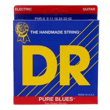 DR Strings Pure Blues PHR-9