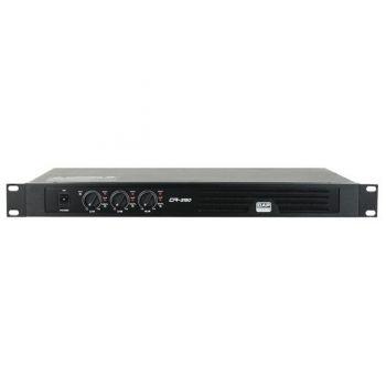 DAP Audio CA-3150 150W Etapa de Potencia con Crossover