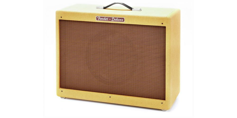 fender hot rod deluxe 112 enclosure lacquered tweed