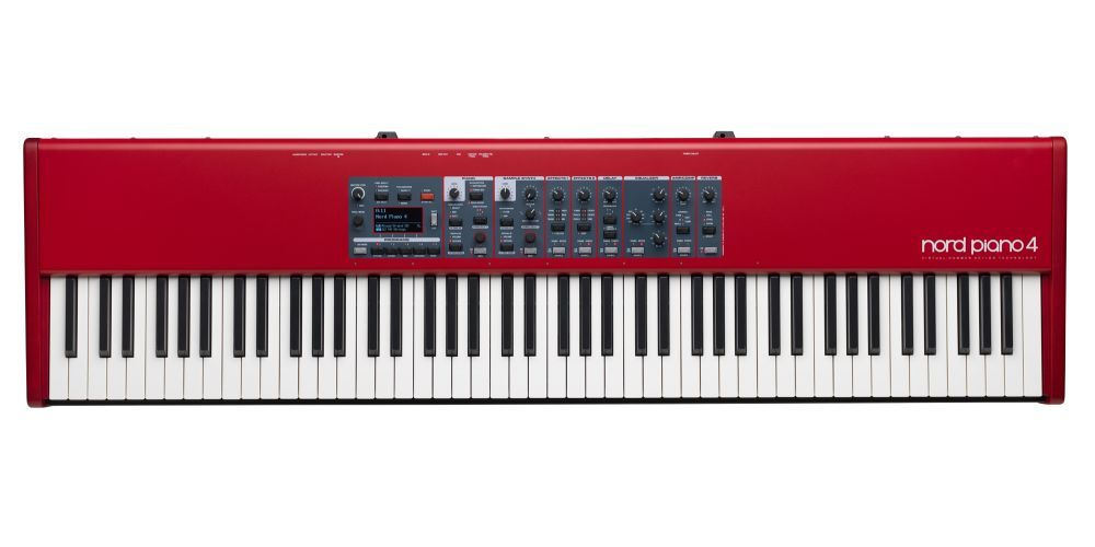 Nord Piano 4   Top