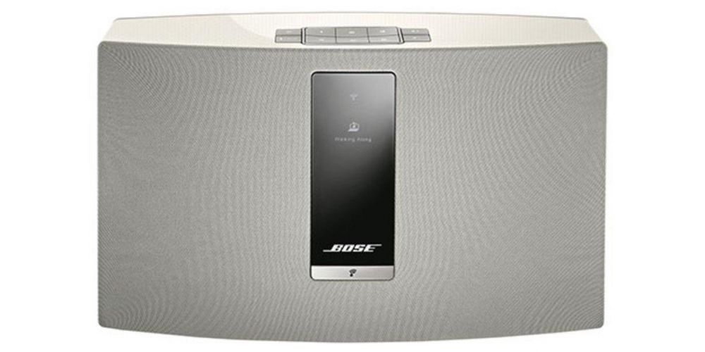 BOSE Soundtouch 20 Serie III Blanco WiFI Bluetooth frontal