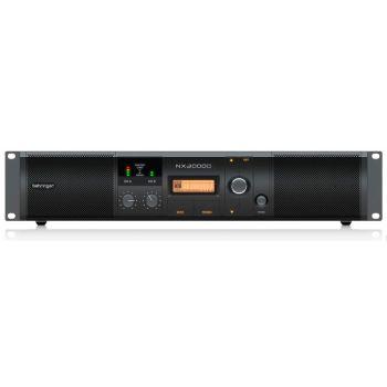 BEHRINGER NX3000D Etapa Potencia DSP 3000 W