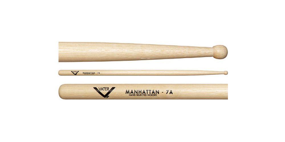 vater baqueta hickory vh7aw7a wood c