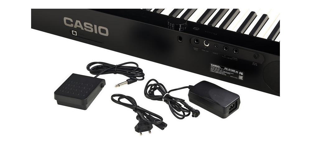 oferta CASIO PX S1000 BK Piano Digital