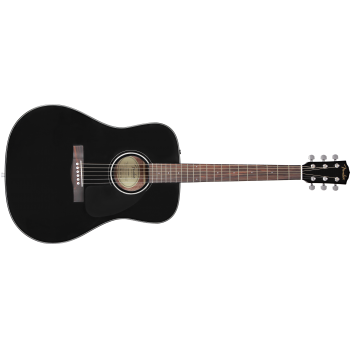 Fender CD-60 Black V3
