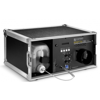 Cameo INSTANT FOG 1700 T PRO Máquina de niebla para giras con 1700 W