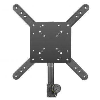 Gravity Sa Vesa 1 Adaptador para el montaje de la pantalla en tubos de soporte de 35 mm
