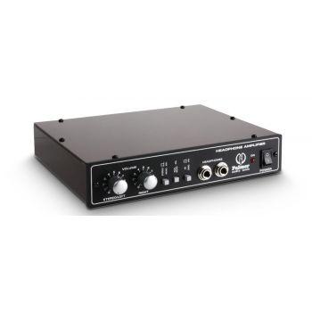 Palmer Phda 02 Amplificador De Auriculares Para Estudio 1 Canal