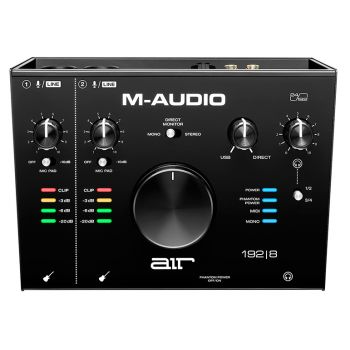 M AUDIO AIR 192-8