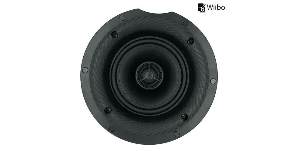 wiibo spirit 90 Altavoz empotrable bluetooth rejilla magnetica 5 pulgadas