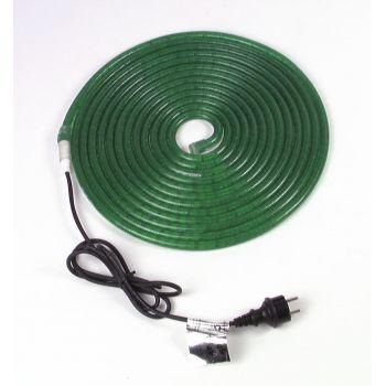 Eurolite Rubberlight RL1-230V Green 9m Tira Led