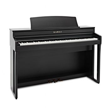 Kawai CA-49 Piano Digital Negro