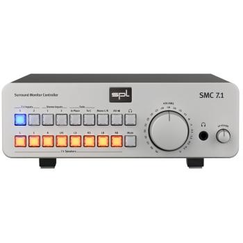 SPL Controlador SMC 7.1 Plata