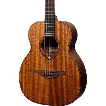 LAG TRAVEL-KAE Guitarra Acustica Electrificada Travel Tramontane Khaya ( REACONDICIONADO )
