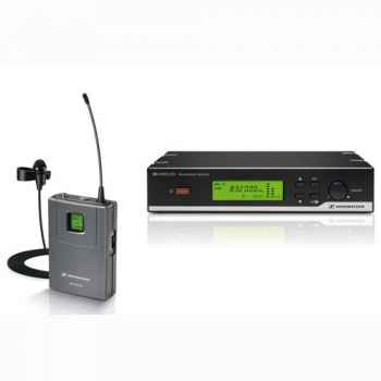 Sennheiser XSW 12 SET Micrófono Inalámbrico Solapa, Rango B