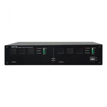 APART PA-2240BP Etapa Potencia 2 Canales Para Linea 100V 240rms