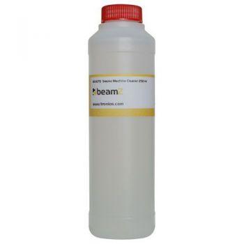 BEAMZ 160670 LIquido limpiador para mecanicas de humos  250ml
