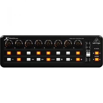 BEHRINGER X-TOUCH MINI Controlador Universal USB Ultracompacto