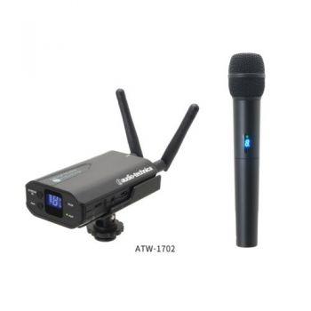 AUDIO TECHNICA ATW 1702 Sistemas inalámbrico digital  de Mano