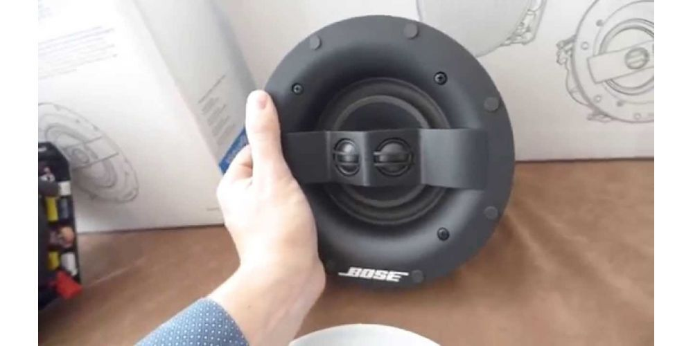 bose 791 II invisible