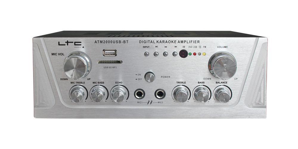 amplificador ATM2000USB BT