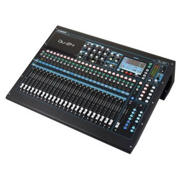 ALLEN HEATH QU-24 Chrome Mesa de Estudio
