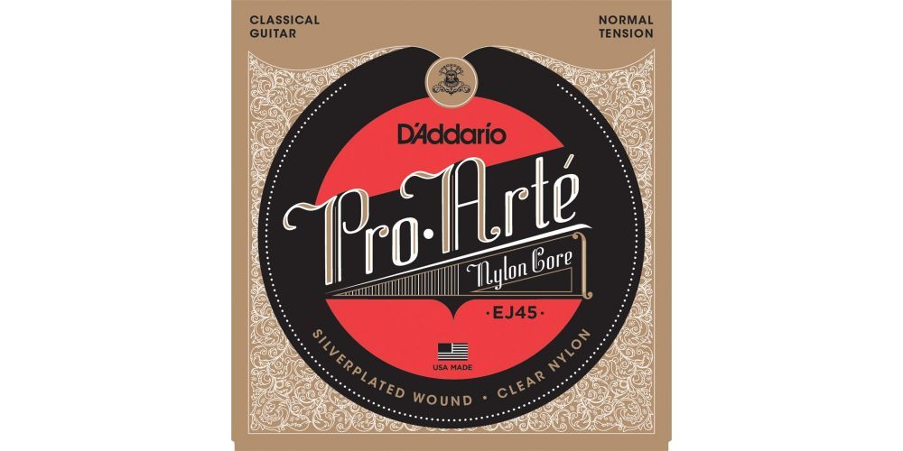 D Addario EJ-45 Normal