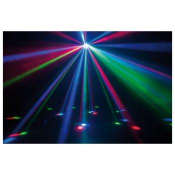 Showtec Bumper Mushroom LED con Control Remoto 30871