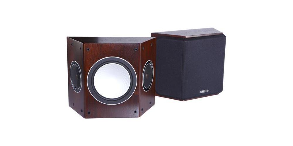 monitor audio silver fx walnut altavoz trasero