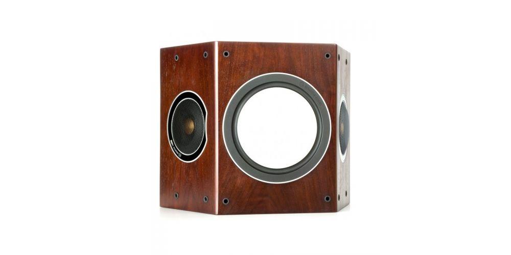 monitor audio silver fx walnut