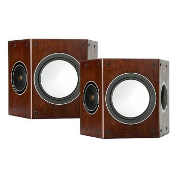 MONITOR AUDIO SILVER FX Walnut Pareja