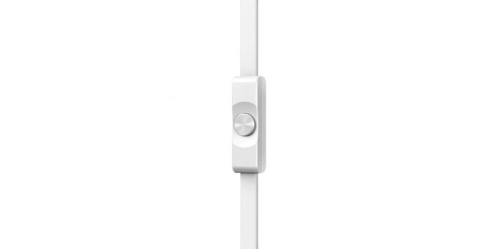 Pioneer SE MJ722T-W Auriculares Cerrados Control Graves Blanco